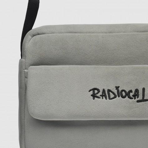 """Мессенджер серый """"Smoke"""" Radiocat"""
