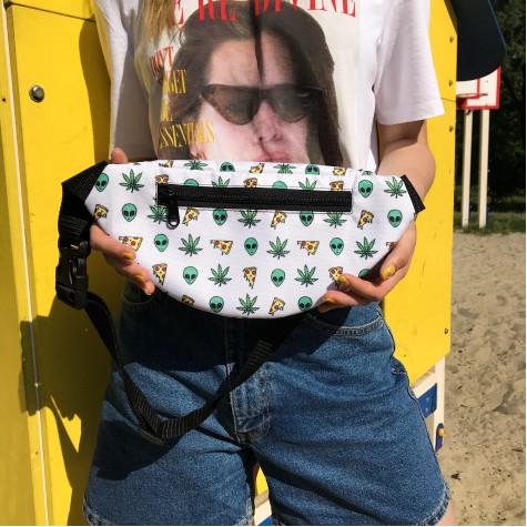 "Бананка ""Alien Pizza Weed"" Sunny Focks"
