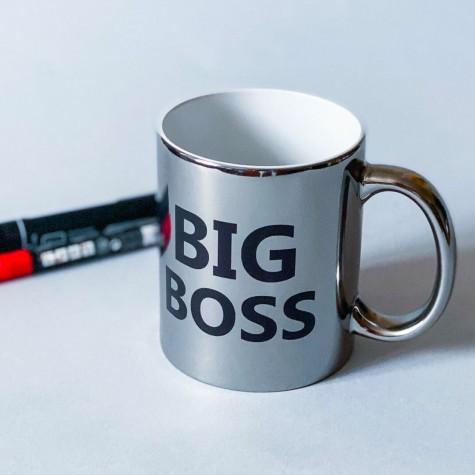 """Чашка """"Big Boss"""" CENSORED"""