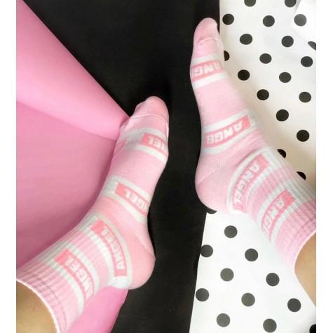 """Шкарпетки рожеві """"Angel"""" 1and1"""