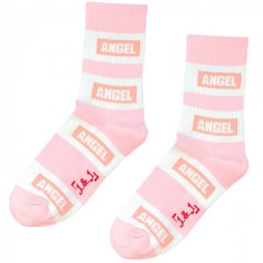 """Носки розовые """"Angel"""" 1and1"""
