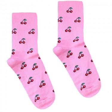 """Носки розовые """"Cherry"""" 1and1"""