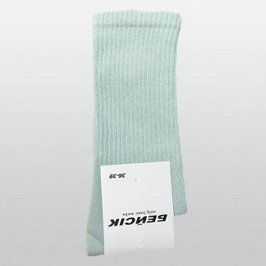 """Шкарпетки базові """"Аква"""" Бейсік Моно"""