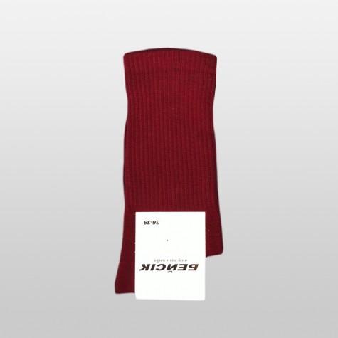 """Шкарпетки базові """"Бордові"""" Бейсік Моно"""