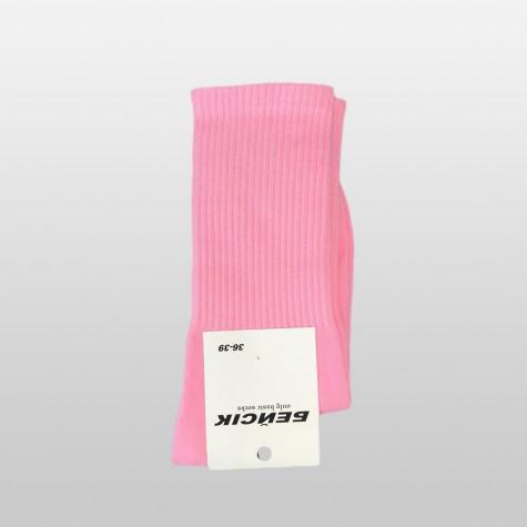 """Шкарпетки базові """"Рожеві"""" Бейсік Моно"""