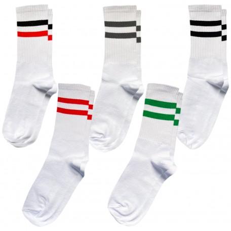 "Набір шкарпеток 5 пар ""White Mix"" Бейсік"