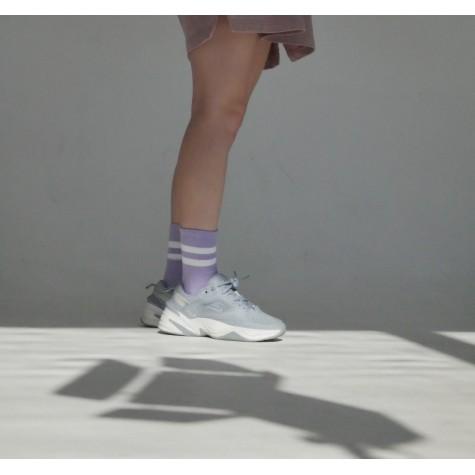 """Носки базовые """"Светло-фиолетовые"""" Бейсик"""