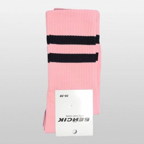 """Шкарпетки базові """"Лососевий рожевий"""" Бейсік"""