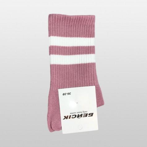 """Шкарпетки базові """"Рожевий зефір"""" Бейсік"""