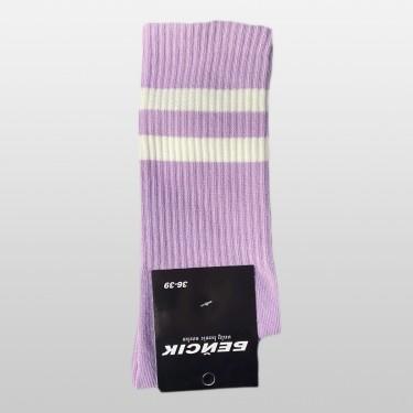 """Шкарпетки базові """"Світло-фіолетові"""" Бейсік"""