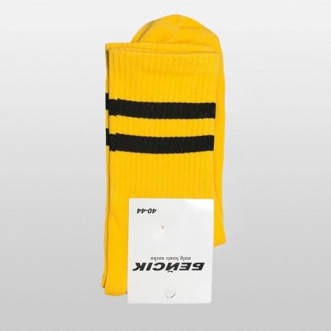 """Шкарпетки базові """"Жовте таксі"""" Бейсік"""