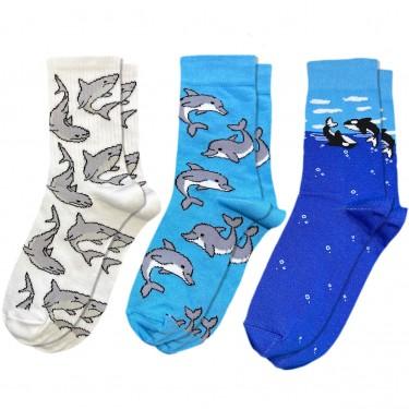 """Набір шкарпеток """"Морський"""" Sunny Focks"""