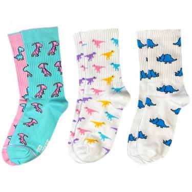 """Набір шкарпеток """"Динозаври"""""""