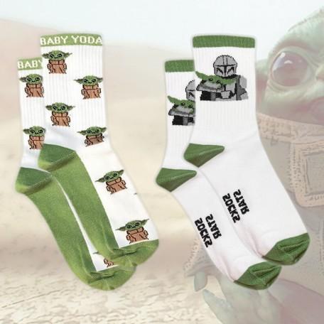 "Набір шкарпеток ""The Mandalorian Set"" Socksstar"
