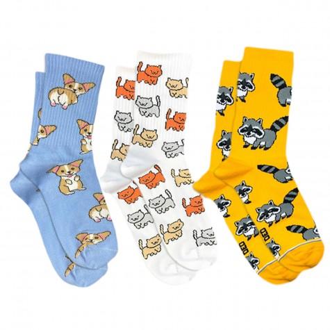 """Набір шкарпеток """"Солоденькі булочки"""""""