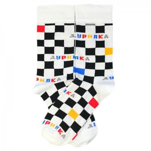 """Подарунковий набір шкарпеток """"Checker Set"""""""