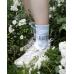 """Шкарпетки блакитні """"Сучка"""" О, нет"""
