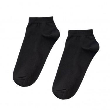 Носки черные базовые короткие Sunny Focks