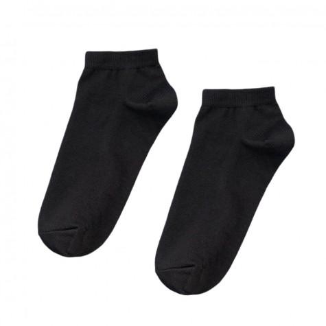 Шкарпетки чорні базові короткі Sunny Focks
