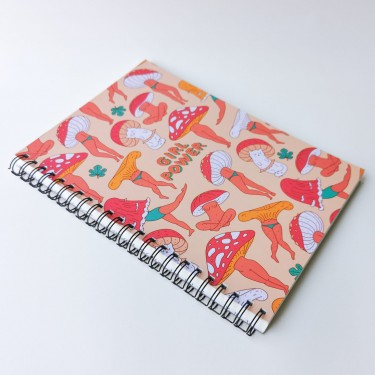 "Скетчбук А4 ""Girl Power"" Jotter"