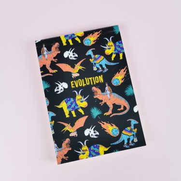 "Кишеньковий скетчбук А6 ""Evolution"" Jotter"
